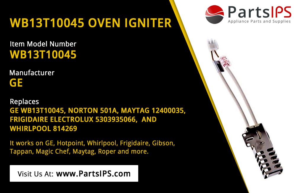 WB13T10045 Oven Igniter