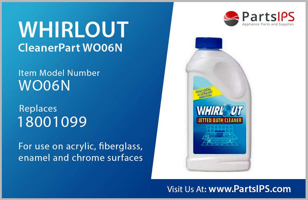 Whirlout Cleaner Part WO06N