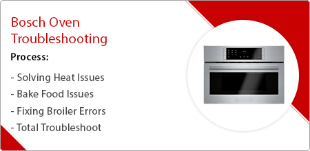 bosch oven troubleshooting guide