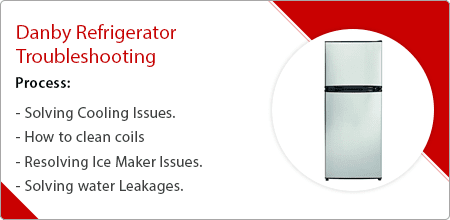 danby refrigerator troubleshooting guide