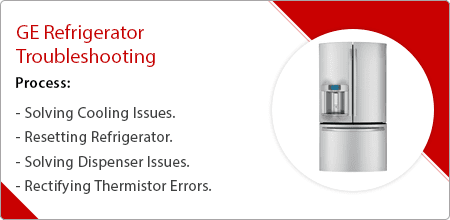 ge refrigerator troubleshooting guide