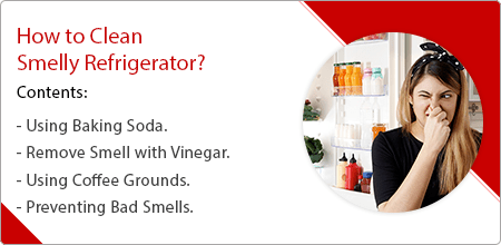 how to clean smelly refrigerator guide