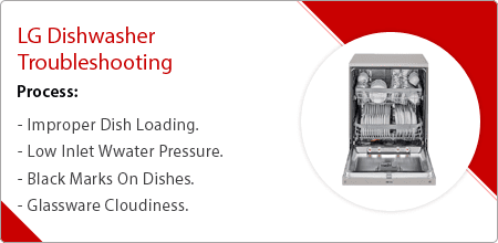 lg dishwasher troubleshooting guide