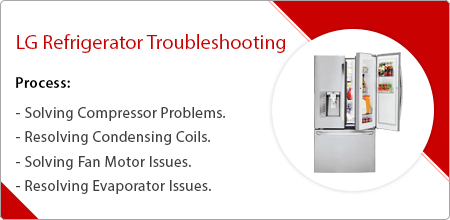 lg refrigerator troubleshooting guide
