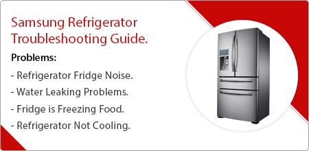 samsung fridge troubleshooting
