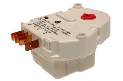 Picture of Whirlpool Jenn-Air KitchenAid Maytag Roper Admiral Sears Kenmore Norge Magic Chef Amana Refrigerator Defrost Timer - Part# R0168027