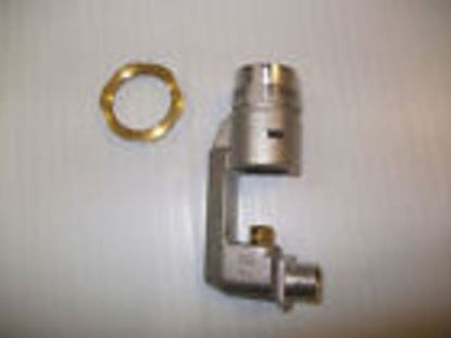 Picture of Bosch Thermador Gaggenau Stove Range Oven JET HOLDER W/NUT AND JET 11,000 BTU - Part# 414169