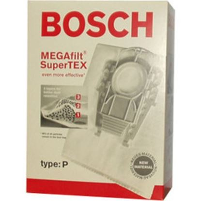Vacuum Cleaner Filter Bags 462586 Bosch