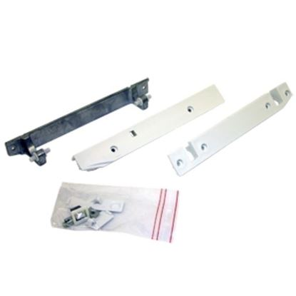Picture of Bosch Thermador Gaggenau Clothes DRYER Door Hinge Kit Left Hand - Part# 499011