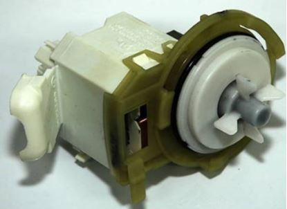 Picture of Bosch - Thermador - Gaggenau Dishwasher Drain Pump - Part# 607468