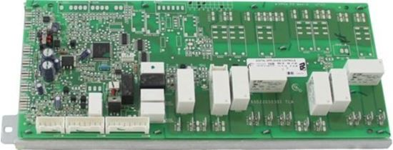 Picture of Bosch Thermador Gaggenau Stove Range Oven Printed Circut Electronic Control Board Module - Part# 659614
