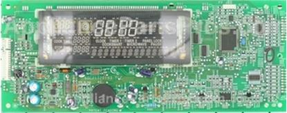Picture of Bosch Thermador Gaggenau Stove Range Oven PC Printed Circuit Board ERC Electronic Control Module Unit DISPLAY MODULE - Part# 671726