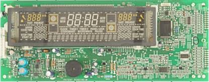 Picture of Bosch Thermador Gaggenau Stove Range Oven PC Printed Circuit Board ERC Electronic Control Module Unit DISPLAY MODULE - Part# 671728