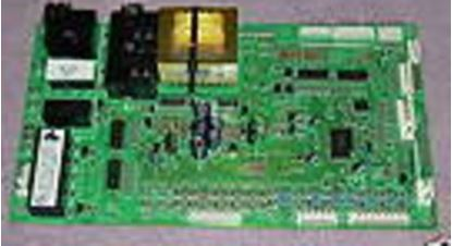 Picture of Bosch Thermador Gaggenau Stove Range Oven PC Printed Circuit Board ERC Electronic Control Module Unit - Part# 676192