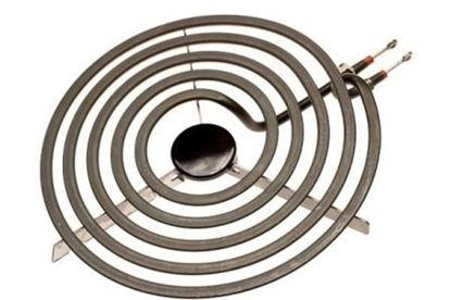"Picture of 8"" Range Stove Cooktop Top Burner Unit 2600W 240V - Part# MP26YA"