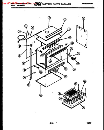 Tappan Stove Oven Wiring Diagram