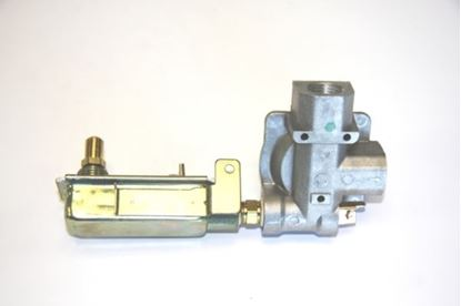 Picture of GE General Elrctric Hotpoint Sears Kenmore Gas Range Valve Control Assembly - Part# WB19K10044