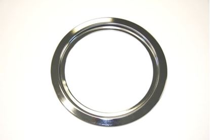 "Picture of GE General Electric Hotpoint Sears Kenmore Range Stove Cook Top 6"" TRIM RING CHROME - Part# WB31X5013"