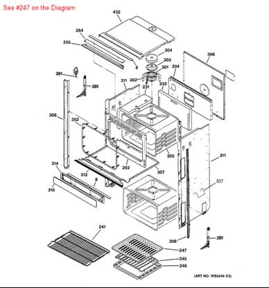 605060 2 Way Broiler Valve Part 605060 Partsips