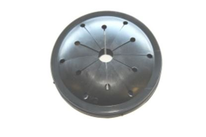 Picture of GE General Electric Hotpoint Disposer Splash Guard - Part# WC03X10010