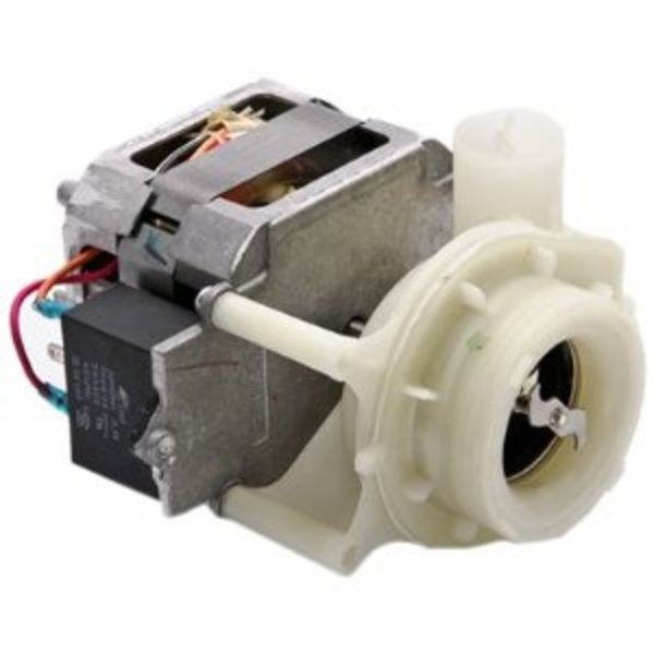 GE General Electric RCA Hotpoint Sears Kenmore Dishwasher Drain Pump and Motor Mechanism ...