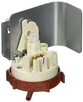 Picture of GE General Electric RCA Hotpoint Sears Kenmore Clothes Washer Washing Machine Water level PRESSURE SWITCH - Part# WH12X10301