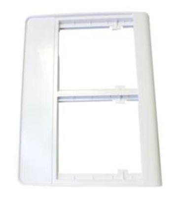 Picture of GE General Electric Hotpoint Sears Kenmore Refrigerator Vegetable Pan Cover - Part# WR17X11662