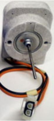 Picture of GE General Electric Hotpoint Sears Kenmore Refrigerator EVAPORATOR FAN MOTOR AC/DC - Part# WR60X10257