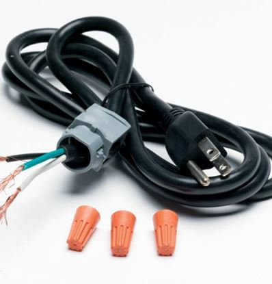 """Picture of 5'4"""" Dishwasher UNIVERSAL POWER CORD By GE General Electric Hotpoint - Part# WX09X70910"""