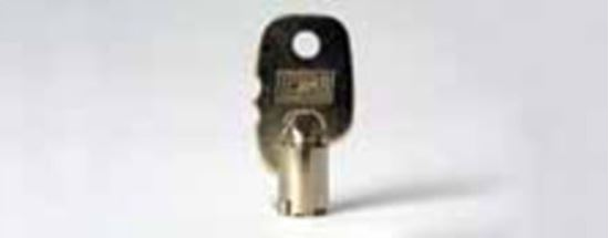 Picture of Greenwald Industries Money Box Key GR800 - Part# 8-20-800