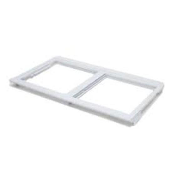 Lg Sears Kenmore Refrigerator Crisper Shelf Frame White