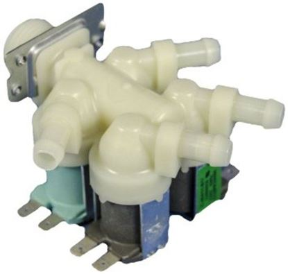 Picture of LG Electronics Sears Kenmore Clothes Washer Washing Machine Water Inlet Fill Valve Assembly - Part# 5220FR2008H