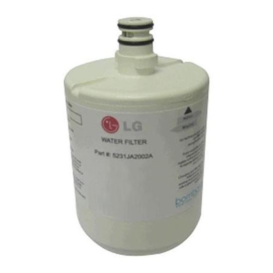 Picture of LG Electronics Sears Kenmore Refrigerator WATER FILTER CARTRIDGE - Part# 5231JA2002A