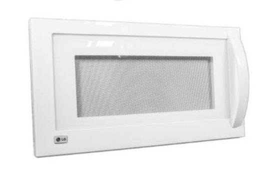 Lg Electronics Sears Kenmore Microwave Oven Door Assembly