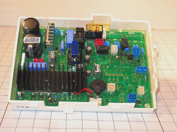 Picture Of Lg Electronic Sears Kenmore Clothes Washer Washing Machine Pcb Control And Display Printed Circuit