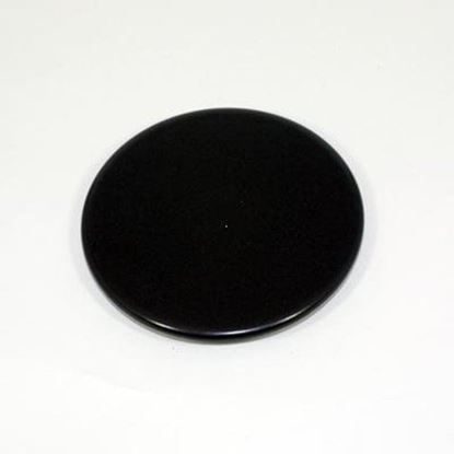 Picture of LG Electronics Sears Kenmore Range Stove Oven Cooktop Surface Black Burner Cap - Part# MBL61909003