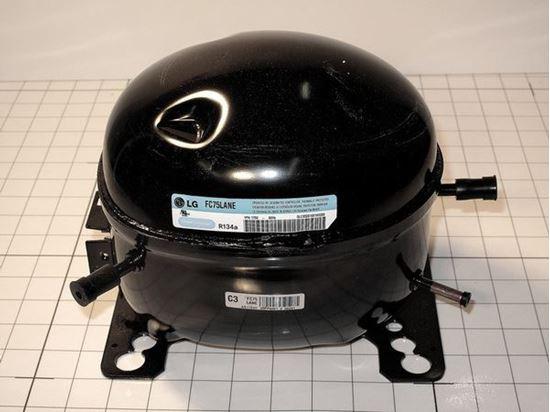 Kenmore Refrigerator Repair >> TCA34649901 LG Refrigerator Compressor - Part# TCA34649901 ...