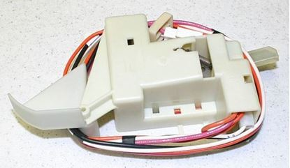 Picture of Whirlpool Maytag Magic Chef KitchenAid Roper Norge Sears Kenmore Admiral Amana Clothes Washer Washing Machine Lid Switch Assembly - Part# 12001514