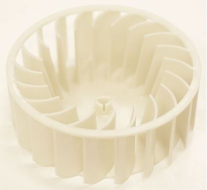"Maytag Whirlpool KitchenAid Magic Chef Roper Norge Sears Kenmore Admiral Amana Clothes Dryer Blower Wheel - 8 1/8"" Diameter - Part# 33001790- Appliance Parts and Supplies"
