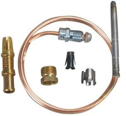 "Picture of 48"" Snap-Fit Thermocouple - Part# 1980-048"