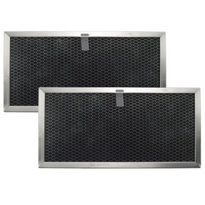 Picture of Broan Nutone Sears Kenmore Range Vent Hood Non-Ducted Filter Kit - Part# 97008537