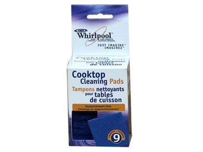 Picture of COOKTOP CLEANING PADS by Whirlpool Maytag - Part# 31609B