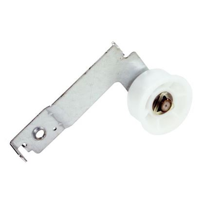 Picture of Samsung Sears Kenmore Clothes Dryer IDLER PULLEY and BRACKET ASSEMBLY - Part# DC96-00882C