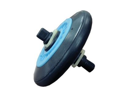 Picture of LG Electronics Samsung Sears Kenmore Clothes Dryer Drum Roller Wheel Support Assembly DC97-16782A by SUPCO - Part# DE7523