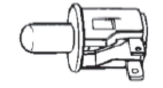Picture of Refrigerator Freezer Fan SWITCH Replaces Sub-Zero 7004259 - Part# ES18809