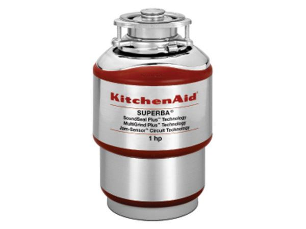 KCDS100T Kitchenaid batch feed garbage disposal | PartsIPS ...