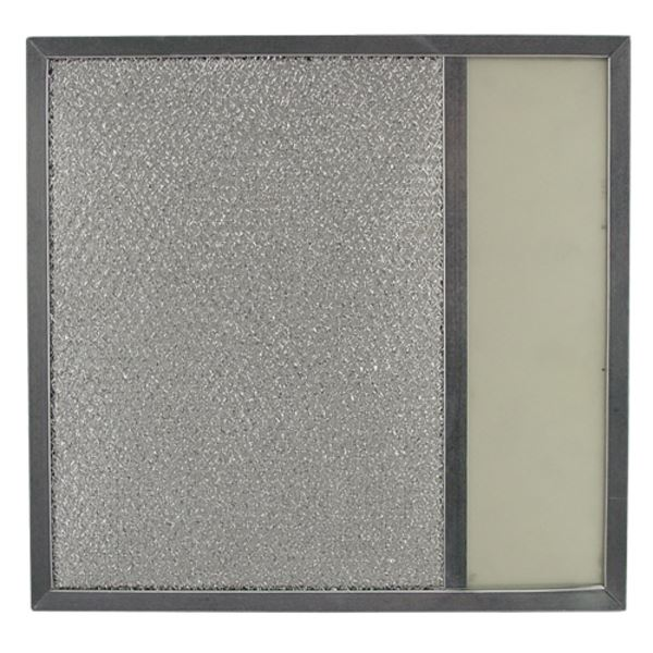 Picture Of Broan Nutone Sears Kenmore Microwave Oven Range Vent Hood Aluminum Grease Filter With Lens