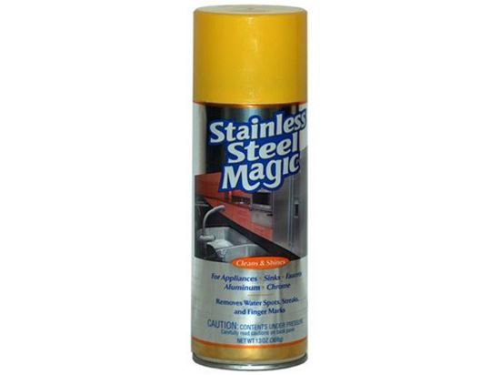 Magic 50333020 Stainless Steel Cleaner 17 OZ SS64