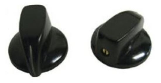 """Picture of 1/4"""" Shaft APPLIANCE KNOB KIT - 2 Pack - Part# TOP1345"""