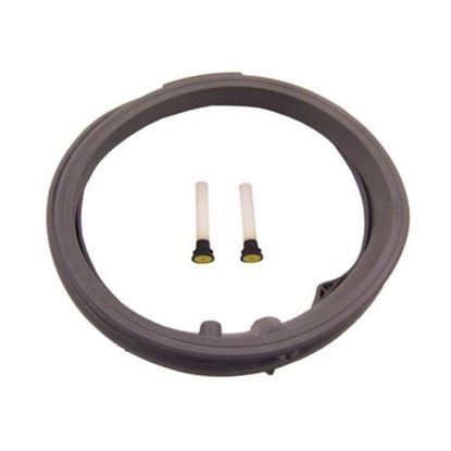 Picture of Frigidaire Electrolux Westinghouse Kelvinator Gibson Sears Kenmore Clothes Washer Washing Machine Door Gasket BELLOWS KIT - Part# 134515300